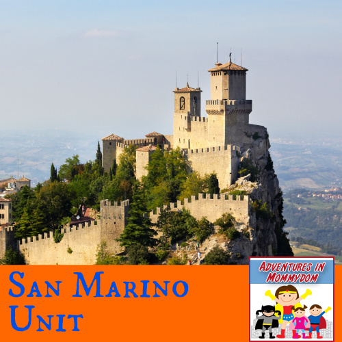San Marino unit geography europe 10th
