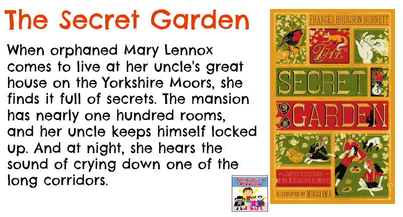 Secret Garden synopsis
