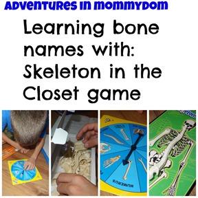 Skeleton in the Closet game