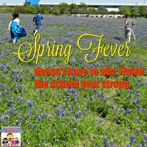 Beating Spring Fever