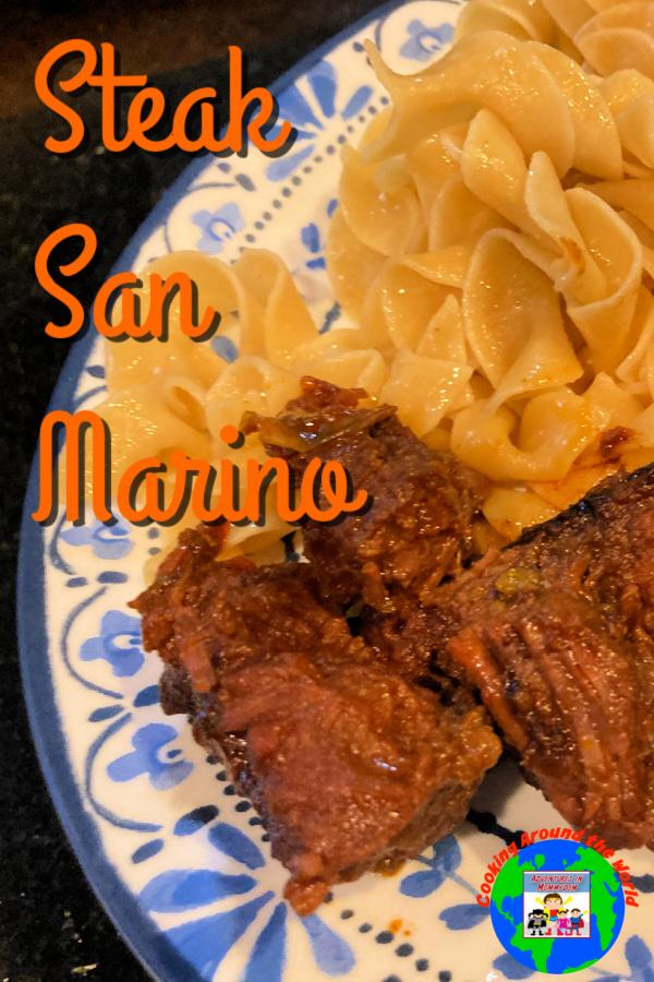 Steak San Marino