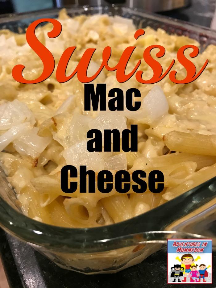 Swiss Mac and Cheese