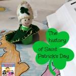 History of Saint Patrick's Day