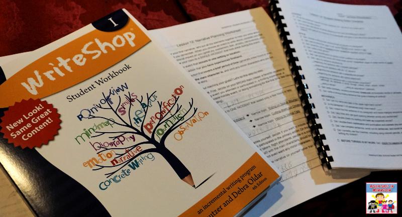 Writingshop writing curriculum for homeschool high school