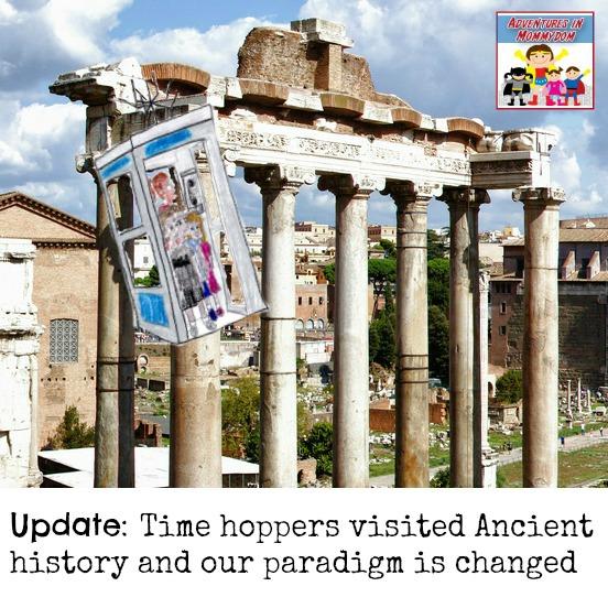 ancient history homeschool lessons