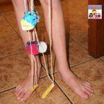bird puppet craft for American heritage girls