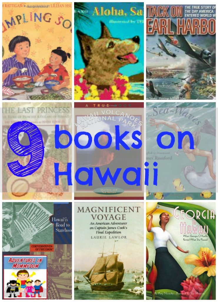 books on Hawaii