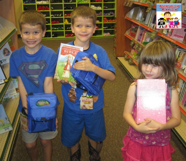 choosing children's Bibles