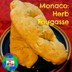 cooking around the world monaco