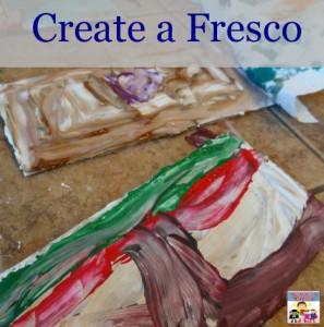 create a fresco lesson