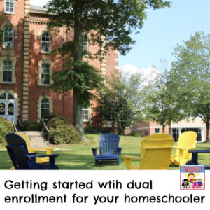 dual enrollment for homeschool