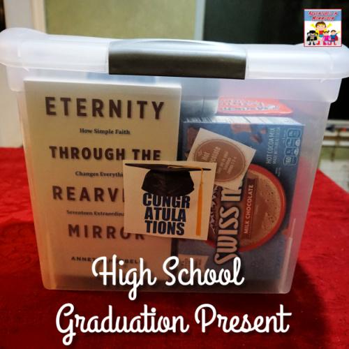 easy high school graduation present