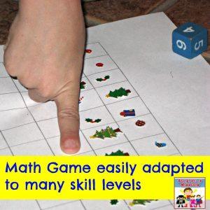 Fun Quick Math Counting Game