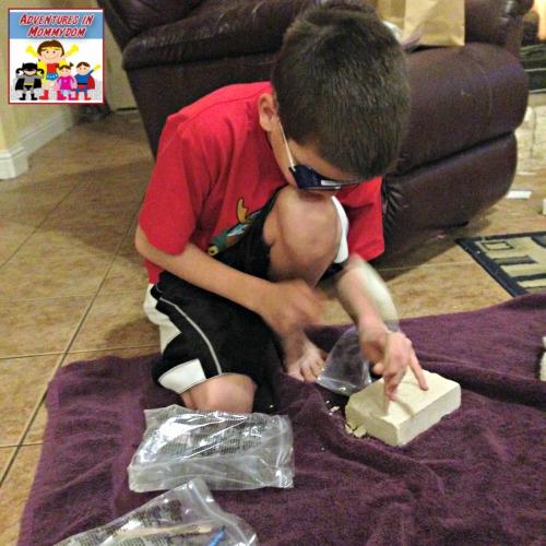 hands on science kit for kids