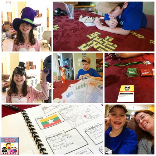 january 2019 homeschooling week 2 8th