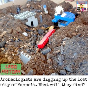 Pompeii activity