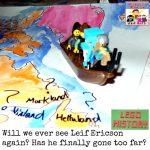 Leif Ericson lego history lesson