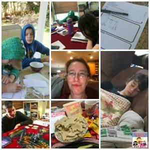 may week 2 2019 homeschooling 8th