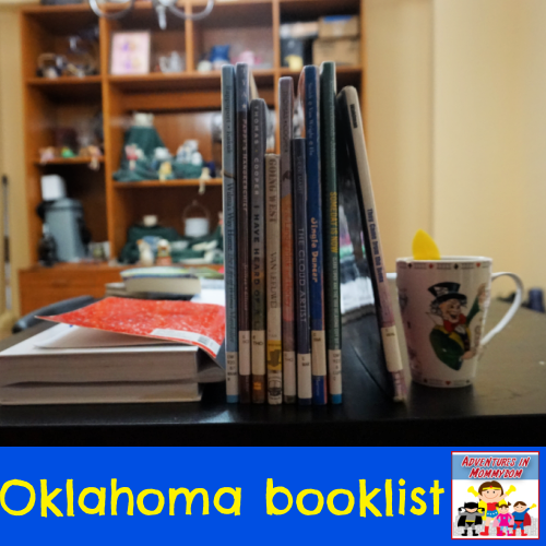 oklahoma booklist united states geography