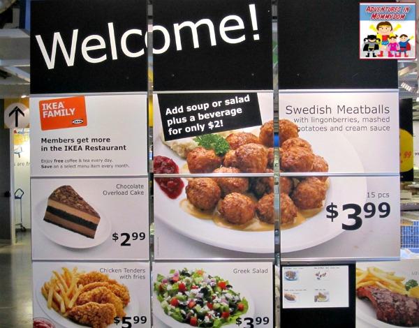 our swedish meatball inspiration