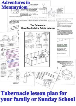 tabernacle lesson plan