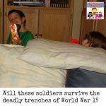 trench warfare of world war 1