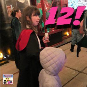turning 12 Princess