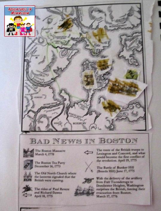what else happened in Boston besides the Boston Massacre